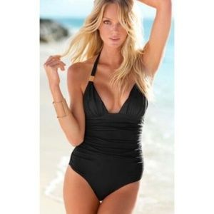Victoria's Secret The Forever One-Piece Swimsuit L